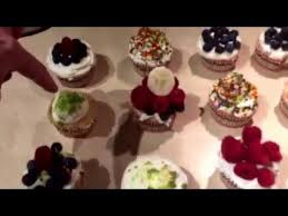 Family Cupcake Wars Who Made The Best Fun Decorating Cupcakes