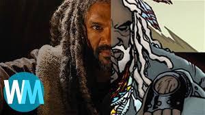 Hit The Floor Cast Death by Ezekiel Tv Series Walking Dead Wiki Fandom Powered By Wikia
