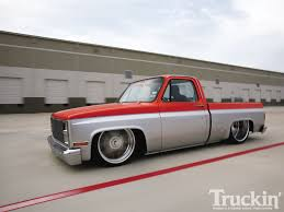 100 1986 Chevy Trucks For Sale C10 Custom Truckin Magazine