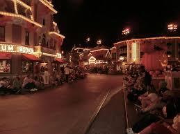Vienna Halloween Parade Street Closures by Mouseplanet Disneyland Resort Update By Adrienne Vincent Phoenix