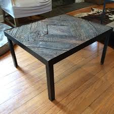 Coffee Cargo Table Industrial Coffee Table Loaf