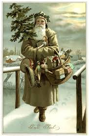 Beautiful Swedish Santa Image