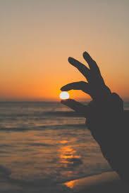 Photography Summer Landscape Sun California Beach Sunset Silhouette Vertical