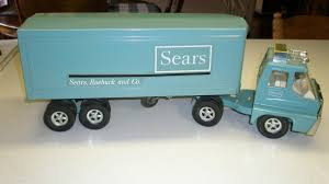 1970's Sears, Roebuck And Company Toy Truck | Collectors Weekly Nascar Truck Trailer Greg Biffle Nascar Authentics Toy Youtube Custom Tractor Trailers All Manufacturers Stampntoys Nacfe Issues Confidence Report On Solar Panels For Trucks Amazoncom Mega Big Rig Semi 24 Childrens Wooden Creative Jae 116 Bruder Fliegl Triaxle Low Loader And Dolly Moores Farm Toys Peterbilt Vehicle With Lowboy Set Handmade European Happy Go Ducky For Fun A Dealer 1970s Sears Roebuck Company Collectors Weekly