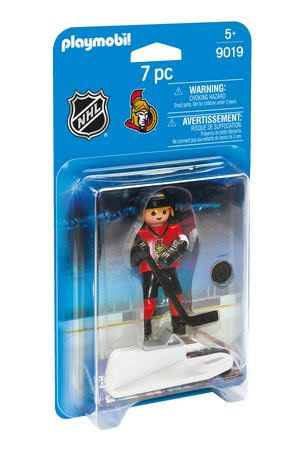 Playmobil NHL Hockey Ottawa Senators Player Figure Toy