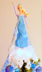 Qvc Christmas Tree Topper by 43 Best Disney U0027s Frozen Themed Christmas Tree Images On Pinterest