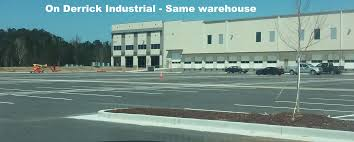 100 Derrick Trucks No In Christian City Half Empty Warehouse On Industrial