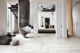 decor elegant white marble interior flooring by roma tile