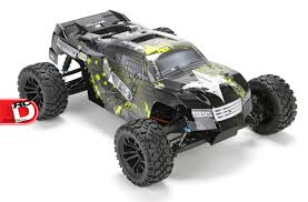 ECX Circuit 4WD BL AVC Stadium Truck