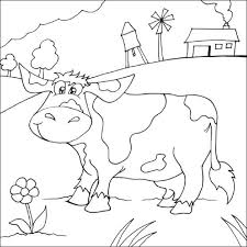 Free Farm Coloring Pages Animal Corresponsables Co