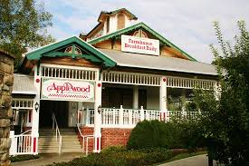 Apple Barn Restaurant Entrance Picture of Applewood Farmhouse