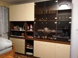 ddr schrankwand 4 teilig kleiderschrank vitrinen schlafzimmer