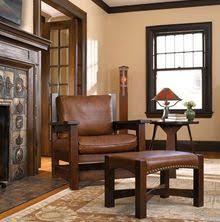 Stickley Furniture Leather Recliner by Stickley Furniture Houzz
