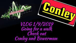 100 Conley Trucking VLOG 1918 Visit To And Bowerman YouTube