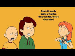 Caillou Dies In The Bathtub by Rosie Grounds Caillou For Growing Hair Caillou Ungrounded Rosie
