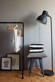 Hektar Floor Lamp White 17 affordable items for a man u0027s apartment from a recent walk