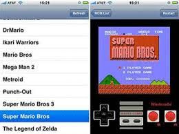 Download NES emulator for iPhone
