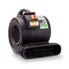 Home Depot Floor Fans by B Air 1 Hp 3550 Cfm Air Mover For Water Damage Restoration Carpet