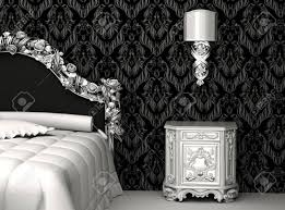 barocke möbel im schlafzimmer