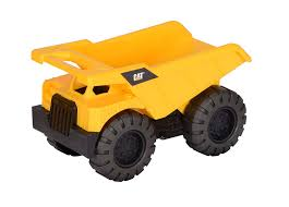 100 Caterpillar Dump Truck Toy Amazoncom State CAT Tough Tracks Construction Crew