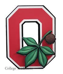 Ohio State Pumpkin Stencils Free by Best Photos Of Ohio State Block O Template Ohio State Block O