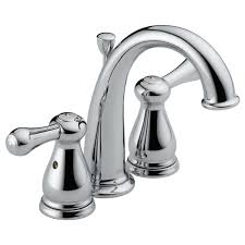 4575 two handle mini widespread lavatory faucet