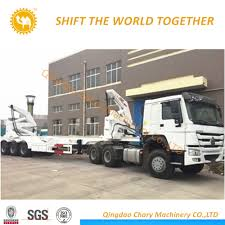 China 20FT Container Lift Truck Self Loading Truck Self Loading ...