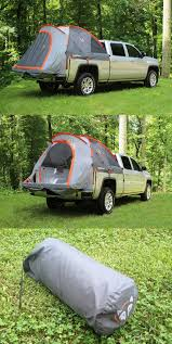 Camp Virtually Anywhere You Can Park With A Truck Tent! Compatible ...