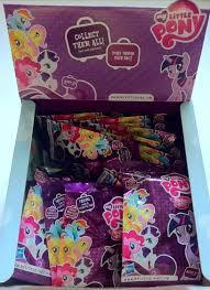 CODE NUMBER LIST My Little Pony Blind Bags Series 2 Purple US
