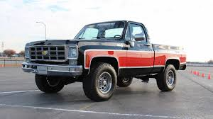 100 Concept Trucks 2014 Relive The History Of Hauling With These 6 Classic Chevy Pickups