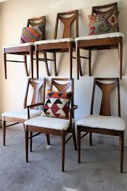 MCM Dining Chairs ||2017 Flip List Item No.4|| — StyleMutt ... Delightful Reupholster Ding Chair Seat And Back Of 6 Ding Table Chairs How To A With Pictures Wikihow Six Art Deco Chairs French Moustache Use Recover Image Of Casual Reupholstering Room Fabric Pazzodalcarlocom Room 4 Steps We Recover Fully Upholstered In New Fabric Faux Leather The 100 Images How American Midcentury Designed By John Keal Fascating Much To Sofa Do It Yourself