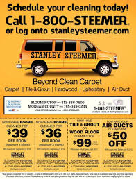 stanley steemer 99 special stanley steemer 99 special