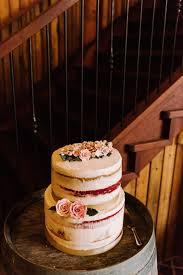 Rustic Almost Naked Cake Sydney Polo Club Winter Wedding Photography Sutoritera