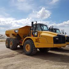 Caterpillar -740b - Articulated Dump Truck (ADT), Year Of ...