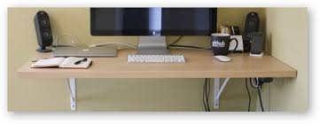 Diy Under Desk Cpu Holder by 15 Ideas To Buy Or Build Your Perfect Standing Desk