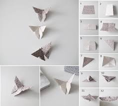 Learn How To Fold Butterflies Out Of Paper GOODIY