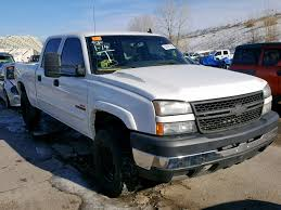 100 Classic Chevrolet Trucks For Sale Damaged Silverado 2500Hd Car And Auction