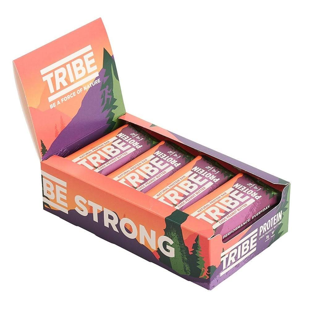 Tribe Natural Protein Bar - Choc Peanut Butter, 50g