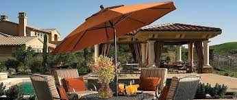 Square Patio Umbrella With Netting by Patio Furniture With Umbrella U2013 Bangkokbest Net