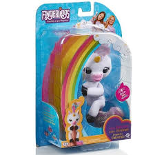 WowWee Fingerlings Baby Unicorn Gigi Interactive Electronic Toy Pet Toys