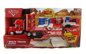100 Cars Mack Truck Playset Dan The Pixar Fan