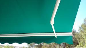 Toldos Brazos Invisibles Italianos Extensible De 450x160
