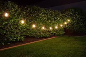 Led Outdoor String Lights Blue Romantic Wedding Led Outdoor