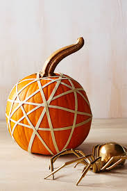 Dallas Cowboys Pumpkin Pattern by 57 Easy Painted Pumpkins Ideas No Carve Halloween Pumpkin