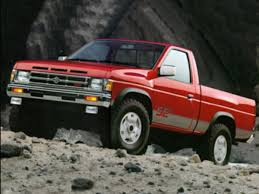 Nathan Frith's 1992 Nissan Truck On Wheelwell