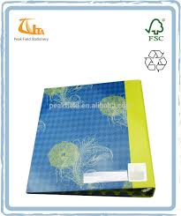Decorative 3 Ring Binders by High Quality Oem Decorative 3 Ring Binder Binders 3 Ring Folder