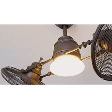 Gyro Ceiling Fans With Lights by Minka Aire Vintage Gyro Oil Rubbed Bronze 42 Inch Ceiling Fan On Sale