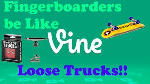 Red Allen Key Fingerboard Trucks - Wooden Fingerboards-Tech Deck ...