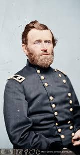 Major General Ulysses S Grant USA