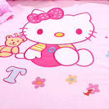 Hello Kitty Bed Set Twin by Hello Kitty Bedding Set Hello Kitty Bed In A Bag Pink Princess